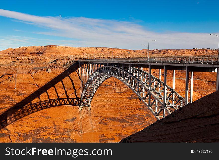 Bridge over Glen Canyon