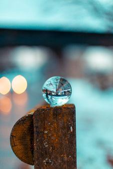 Free Crystal Ball Photography Royalty Free Stock Photography - 136260377