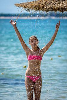 Free Swimwear, Water, Fun, Vacation Royalty Free Stock Photos - 136290388