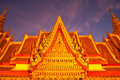 Free Thai Style Architecture Stock Photography - 13635202