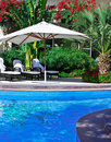 Free Tropical Pool Stock Images - 13636204