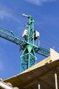 Free Industrial Crane Royalty Free Stock Photo - 13637105
