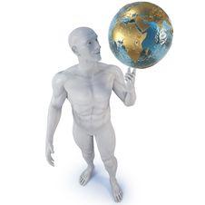 Free Globe Stock Image - 13630301