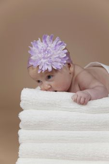 Free Baby Royalty Free Stock Images - 13631239
