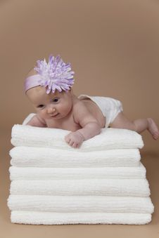 Free Baby Royalty Free Stock Photography - 13631247