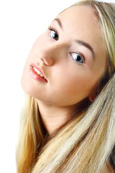 Free Young Woman Royalty Free Stock Photos - 13632148