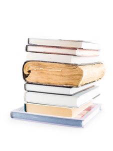Free Stack Of Books Stock Images - 13633044