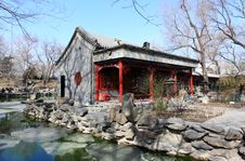 Free Prince Gong S Palace In Beijing Royalty Free Stock Photos - 13633918