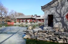 Free Prince Gong S Palace In Beijing Stock Photos - 13634033