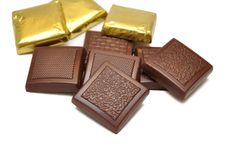 Free Chocolates Royalty Free Stock Image - 13634566