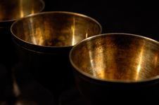 Free Abstract Antique Silverware Royalty Free Stock Photo - 13634625