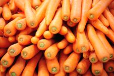 Free Carrot Stock Image - 13634641