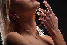 Free Ladies Face Royalty Free Stock Image - 13635096