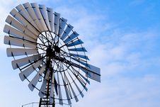 Free Windmill Stock Image - 13635101