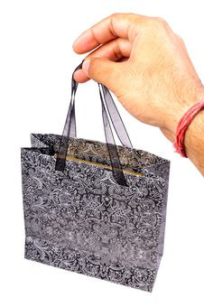 Free Shopping Bag Royalty Free Stock Images - 13635239