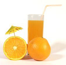Free Orange Juice Stock Images - 13635714