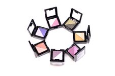 Free Eye Shadow Compact Case Stock Photography - 13636482