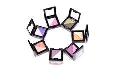 Eye Shadow Compact Case Stock Photography