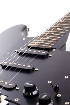 Free Rock Guitar Royalty Free Stock Images - 13636589