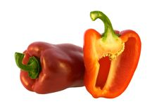 Free Red Bell Pepper Royalty Free Stock Photo - 13637255