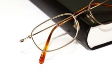 Free Book And Glasses Royalty Free Stock Images - 13638039