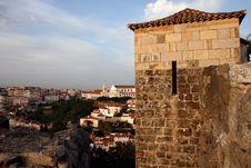 Free Lisbon From Castelho De Sao Jorge Stock Photo - 13638280