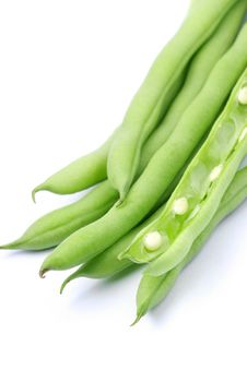 Free French Beans Royalty Free Stock Image - 13638716