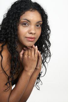 Free Beautiful Brunette Woman Stock Photography - 13638742