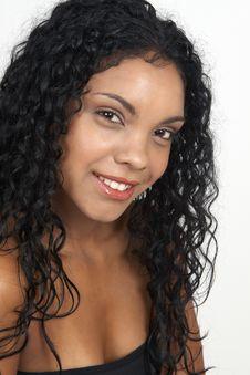 Free Beautiful Brunette Woman Royalty Free Stock Photo - 13638745