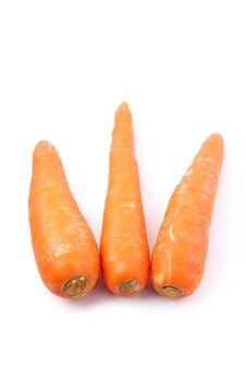 Free Carrots Stock Image - 13638781