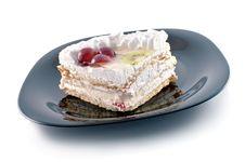Free Tasty Cake With Fruit Royalty Free Stock Image - 13639686