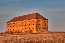 Old Granary Stock Images
