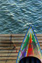 Free Old Boat On Pontoon Stock Photography - 13642592