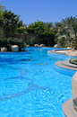 Free Tropical Pool Stock Photography - 13643602