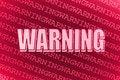 Free Warning Stock Photos - 13645733