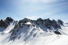 Free Austria Alps Royalty Free Stock Photo - 13640005