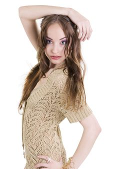 Free Beautiful Girl Stock Photo - 13640400