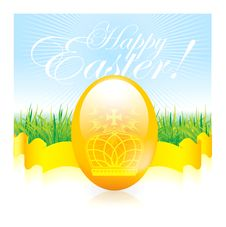 Free Easter Egg Stock Photography - 13640452