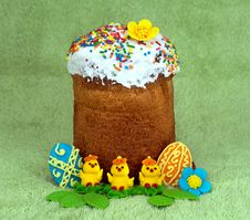Free Easter Tradition Food Royalty Free Stock Image - 13640476