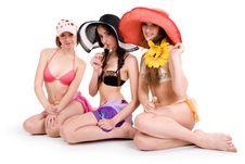 Free Beautiful Girls Stock Photos - 13640603