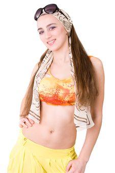 Free Beautiful Girls Stock Photos - 13640693