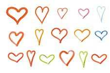 Free Hearts Stock Images - 13640924