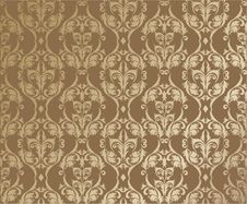 Free Golden Wallpaper Stock Photography - 13642282