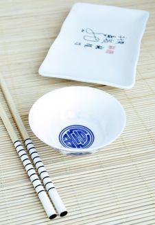 Free Chinese   Crockery Set Stock Photo - 13643120