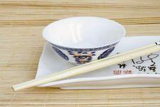 Free Chinese   Crockery Set Royalty Free Stock Images - 13643129