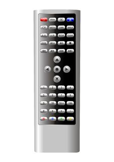 Free Black Remote Control Stock Photo - 13644060