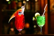 Free Cocktail Drink Royalty Free Stock Image - 13645016