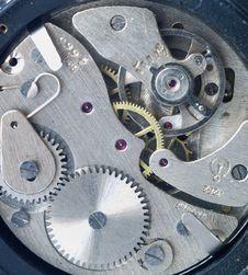 Free Clockwork Royalty Free Stock Photo - 13645035