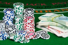 Free Blackjack Royalty Free Stock Photo - 13645165