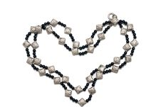 Free Heart Chain Stock Photography - 13645922